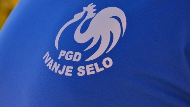 Nov logo PGD Ivanje selo na majicah