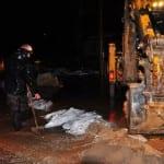 Poplave zaradi dviga podtalnice, kanalizacijskih vod, 9.2.2014