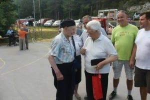 Najstarejša veterana